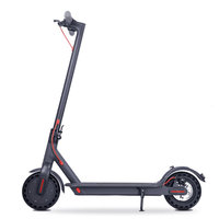 Электросамокат AOVO Pro Electric Scooter черный