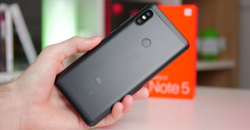телефоны xiaomi redmi note 5